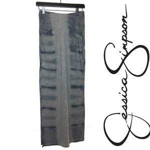 JESSICA SIMPSON maxi skirt